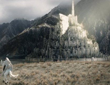 Minas Tirith - movie