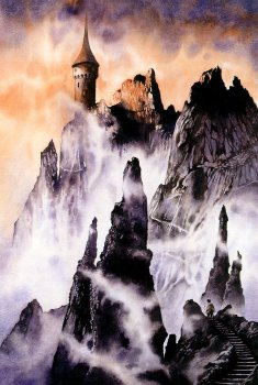 Stair of Cirith Ungol - Goldsmith
